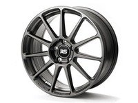 "ES#3202903 - 88.11.03GKT - 18"" RSE11 - Set Of Four  - 18""X8"" ET45 5x112 - Satin Gun Metallic - Neuspeed - Audi Volkswagen"