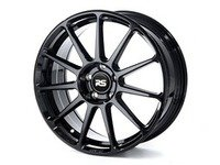 "ES#3209633 - 88.11.03BKT - 18"" RSE11 - Set Of Four  - 18""X8"" ET45 5x112 - Gloss Black - Neuspeed - Audi Volkswagen"