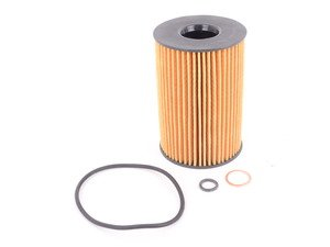 ES#3202653 - 11427583220 - Oil Filter - Priced Each - Keep your oil clean with these new original equipment filters - Mahle - BMW