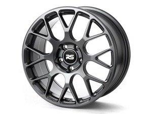 """ES#3209779 - 88.16.07GKT - 17"""" RSE16 - Set Of Four  - 17""""X8.5"""" ET45 5x112 - Satin Gun Metallic - Neuspeed - Audi Volkswagen"""