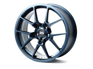 """ES#3209640 - 88.10.13blKT - 18"""" RSE10 - Set Of Four - 18""""x8"""", ET45, 5x112, 57.1mm CB - Satin Midnight Blue - Neuspeed - Audi Volkswagen"""