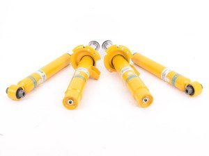 ES#3149770 - 35-217862KT - B8 Performance Plus Shocks & Struts Kit - Compliments factory sport package or lowering springs with a remarkably comfortable sport ride. World-famous Bilstein quality with a limited lifetime warranty! - Bilstein - BMW