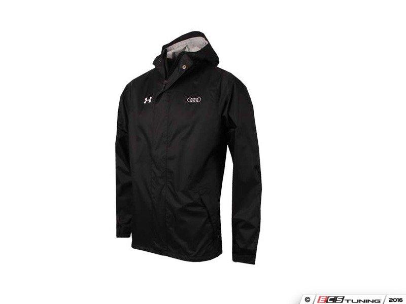 under armour jacket black