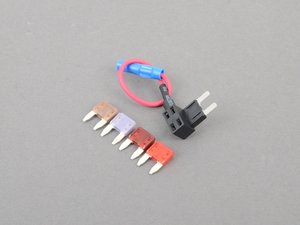 ES#3209653 - 071-585 -  Add-A-Circuit Fuse Holder - Mini Fuse - Littlefuse -