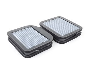 ES#2500822 - 2108301118 - Cabin Air Filter - Set Of Two - Activated Charcoal Filter - Meyle - Mercedes Benz