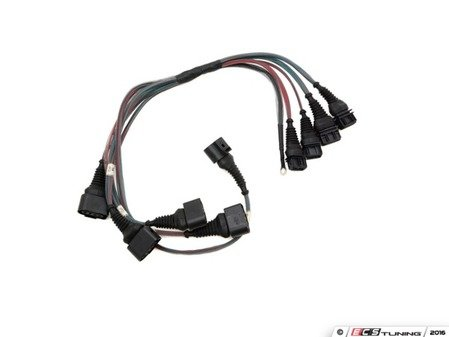 ES#3209923 - 034-701-0001 - AAN/ABY/ADU Coilpack Update Harness  - Do away with costly replacement coils with updated VAG 2.0T FSI coils with built-in power stages - 034Motorsport - Audi