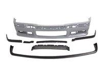 ES#2817040 - bm51009aKT - M3 Replica Bumper Kit - Non Integrated Lip - Update to a sportier look with an M3 bumper! - ECS - BMW