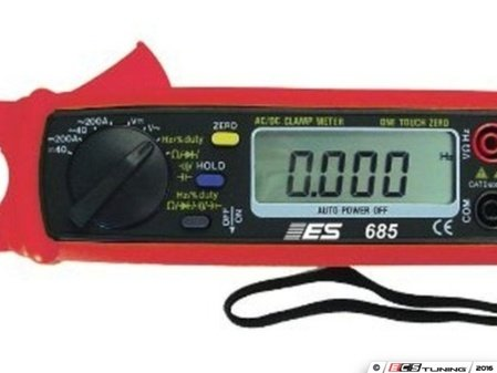 ES#2940383 - ESI685 - Digital Amp Clamp - Measure all kinds of voltage and amps with this inductive meter - Electronic Specialties - Audi BMW Volkswagen Mercedes Benz MINI Porsche