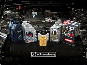 Bmw E36 325i M50 2 5l Engine Oil Service Parts Page 1
