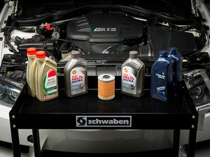 ES#3195821 -  E965SVCPDK -  Build-Your-Own BMW E9X M3 S65 Oil Change Kit / Inspection I - Select the oil and filter you want from many of the top brands! - Assembled By ECS - BMW