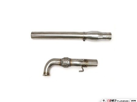 "ES#3136103 - FPIM-0492 - 3"" Downpipe - Includes High Flow Catalytic Converter - A great way to add power through the entire RPM range. - Billy Boat Performance - Volkswagen"
