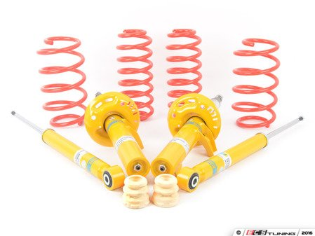 ES#2983998 - 46-194909 - B12 Sportline Kit  - Featuring Eibach sportline springs and Bilstein shocks and struts - Bilstein - Volkswagen