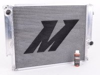 ES#3202707 - mmrade3692KT -  Performance Aluminum Radiator - With Liquid Chill - Upgrade your cooling with up to 30% more cooling capacity - lifetime warranty! Includes a FREE bottle of Liquid Chill Radiator Coolant Additive. - Mishimoto - BMW