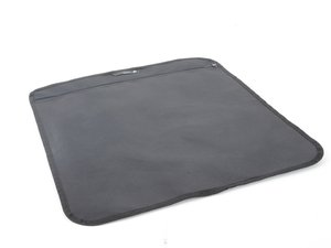 ES#2706391 - 51462348070 - Rear Window Sunshade - Keep your interior cool and protected from prying eyes - Genuine BMW - BMW