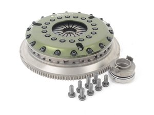 ES#3108078 - MN021-AP6 - OS Giken Clutch Kit - Grand Touring  - Dampened Single Plate w/Soft Diaphragm, Release Assembly and Flywheel Bolts Included - OS Giken - MINI