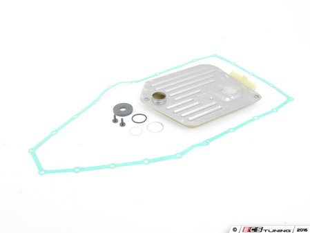 ES#2641389 - 24152333919 - FLUID FILTER KIT, AU - Genuine BMW -