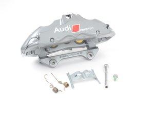 ES#2557294 - 8T0615108B - Front Brake Caliper - Right - Restore stopping power  - Genuine Volkswagen Audi - Audi