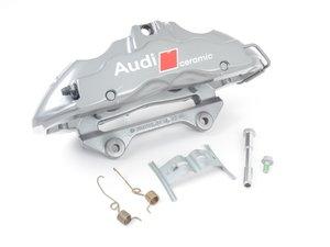 ES#2557292 - 8T0615107B - Front Brake Caliper - Left - Restore stopping power - Genuine Volkswagen Audi - Audi