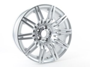 19 inch Double Spoke Style 172 Wheel - Priced Each