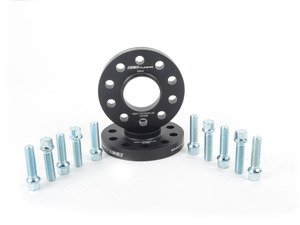 ES#2177173 - 6-ECS-024 -  Wheel Spacer & Bolt Kit - 20mm With Ball Seat Bolts - Add some style to your Audi with these wheel spacers - ECS - Audi