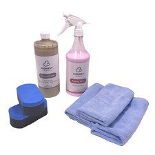 ES#3209736 - HWKT-15 - Spot & Oxidation Removal Kit - Get rid of water spots and slight discoloration from oxidation. - Honest Wash - Audi BMW Volkswagen Mercedes Benz MINI Porsche