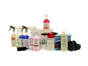 ES#3209745 - HWKT-5 - Ultimate Car Washing Kit - Everything you could need to clean and detail your car! - Honest Wash - Audi BMW Volkswagen Mercedes Benz MINI Porsche