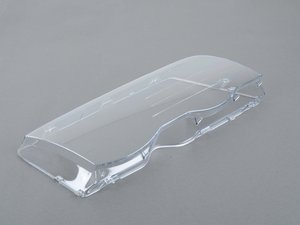 ES#3209911 - 63128380190 - Headlight Lens Cover - Right - Replacement Headlight Lens - URO - BMW