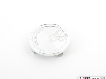 ES#3214571 - 15107370 - AG Aluminum Center Cap - Priced Each  - Will fit all M-Series and F-Series wheel - Avant Garde -