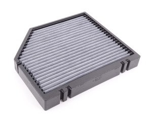 ES#3168244 - VF3009 - Lifetime Cabin Filter - Cleanable interior air filter for the life of your vehicle - K&N - Audi