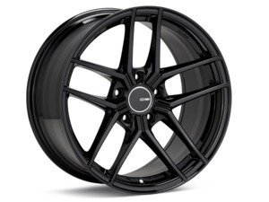 "ES#3220326 - ty5egbKT - 18"" TY-5 - Set Of Four - 18""x8"" ET45 5x112 - Black - Enkei Wheels - Volkswagen"