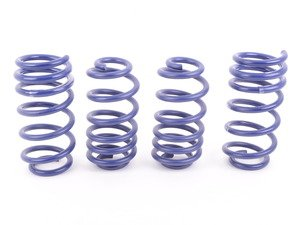 ES#3187941 - 50357 - Sport Springs - Set  - Finally, A performance lowering spring for your B9 chassis Audi - Offering unrivaled comfort and performance - H&R - Audi