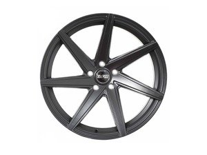 "ES#3220358 - f3520855112sbKT1 - 20"" F35 Wheels - Set Of Four - 20""x8.5, ET35, 5x112 - Satin Black - F1R Wheels - Audi"