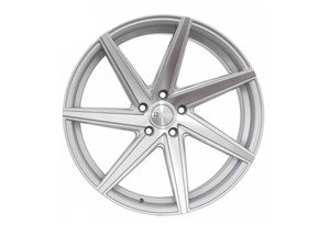 "ES#3220356 - f3520855112msKT1 - 20"" F35 Wheels - Set Of Four - 20""x8.5, ET35, 5x112 - Machine Silver - F1R Wheels - Audi"