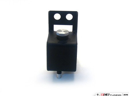 ES#3202854 - 77-272BLK - Power Steering Tank - Aluminum Wrinkle Black - Upgrade to Canton Racing on your MINI :: Right side tank only - Canton Racing - MINI