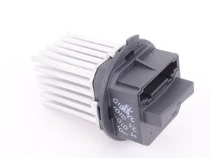 ES#2996257 - 64113422662 - Blower Motor Resistor - Part of the HVAC system ; auto air conditioning - ACM - MINI