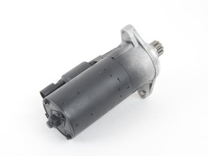 ES#2562399 - 02E911023LXKT - Remanufactured Starter Motor - Price includes $80.00 refundable core charge - Genuine Volkswagen Audi - Audi Volkswagen