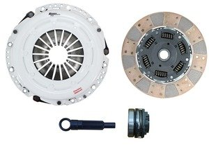 ES#2828973 - 02029HDCL - Stage 4 FX400 Clutch Kit - Featuring the Power Plus I pressure plate paired with a full-face ceramic disc - 170% increased holding capacity - Clutch Masters - Audi
