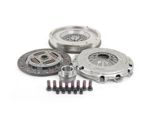 ES#3219132 - 835101 - Single Mass Flywheel Conversion Kit - Upgrade from your failure prone dual mass flywheel with this kit. Includes single mass flywheel, clutch kit and hardware. - Valeo - BMW