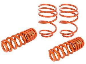 ES#3145396 - 410-503003-n - aFe Control Lowering Springs - Get rid of that fender gap - works great with stock shocks! - AFE - BMW