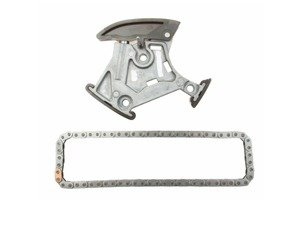 ES#2873376 - 06B115130C - Oil Pump Tensioner Kit (Includes Chain) - For the oil pump chain located at the bottom of the block - Includes chain - Febi - Audi Volkswagen