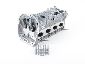 ES#2665292 - 06H103064AE - Cylinder Head - Without Camshafts (CCTA) - Brand new assembly for top end repair - Genuine Volkswagen Audi - Volkswagen