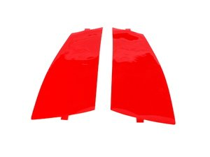 ES#1867198 - A204-R - Tail Light Protective Film - Red - An inexpensive alternative to custom tail lights - Lamin-X - Audi