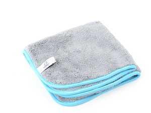 ES#3209724 - HW29 - Teddy Bear Microfiber Towel - Thicker and softer than traditional microfiber towels! - Honest Wash - Audi BMW Volkswagen Mercedes Benz MINI Porsche