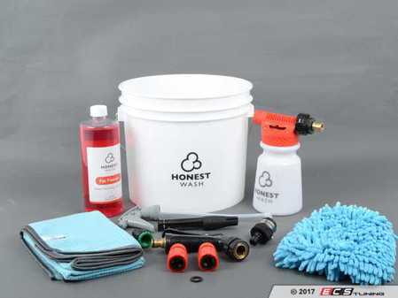 ES#3209747 - HWKT-8 - Deluxe Foam Sprayer Kit - Increase your cleaning speed and efficiency with this Deluxe Kit that has everything you will need! - Honest Wash - Audi BMW Volkswagen Mercedes Benz MINI Porsche