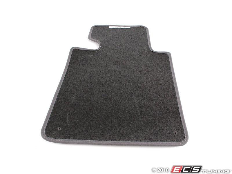 Genuine Bmw 51478227527 Carpeted Floor Mat Set Gray 51 47 8 227 527