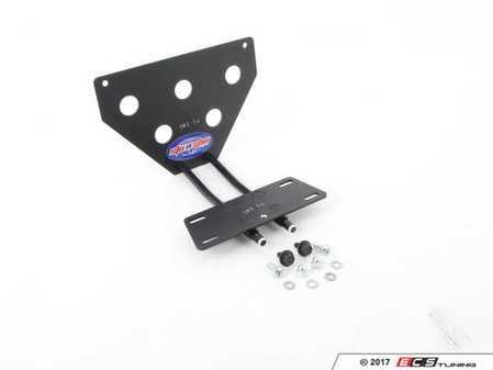 ES#3220902 - SNS45 - STO N SHO Quick-Release Front License Plate Bracket - Detachable front license plate mounting system that allows the plate to be positioned centrally - Sto N Sho - Audi
