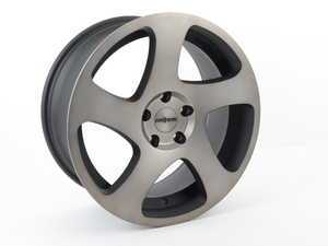 "ES#3191426 - R131188543+45R - 18"" Style TMB Wheel Right Side - Priced Each (Only 1 available) - 18""x8.5"" ET45 66.6CB 5x112 Black & Machined - Rotiform - Volkswagen"