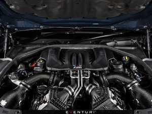 ES#3191587 - EVE-F1XM6-INT - Carbon Fiber Intake Kit - Designed for optimum performance while adding a unique style - Eventuri - BMW