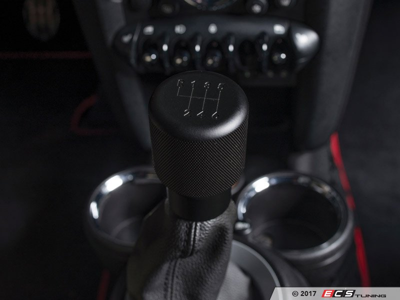 Euro Impulse Bmw 6b Weighted Billet Shift Knob Black