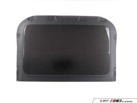 ES#3168397 - 0787981ECS03 - E46 Sunroof Delete/Filler Panel - Carbon Fiber - To lower center of gravity and improve handling, remove weight from where it counts: the roof. - ECS -